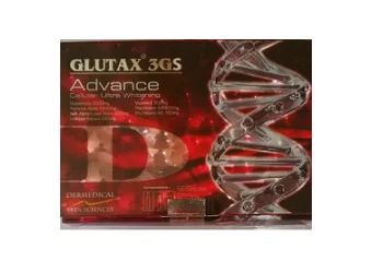 Glutax 3GS Advance Cellular Ultra Whitening, skin whitening injection