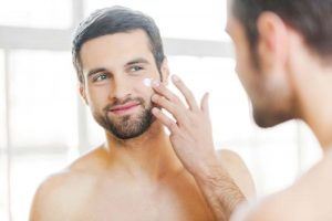 Skin care products for Men dry skin