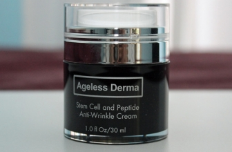 Ageless Derma Anti-Aging Intensive Skin Brightener cream