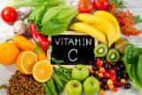Boost collagen with vitamin C